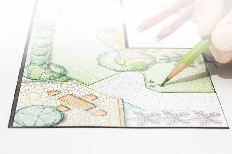Projekty aranżacji zieleni (prywatne i publiczne)