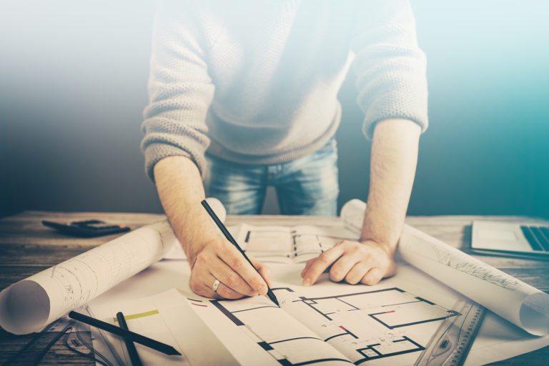 Kompleksowe projekty aranżacji wnętrz prywatnych